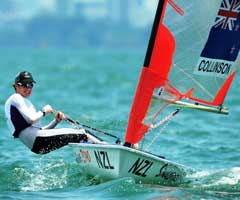 Olympic Sailor